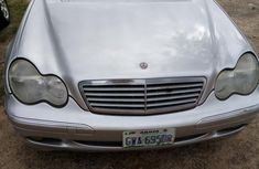 Sell grey 2003 Mercedes-Benz C240 automatic in Suleja