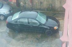 Selling black 2001 Honda Civic automatic at price ₦400,000 in Lagos