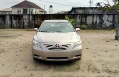 Toyota Camry 2009 Beige color for sale