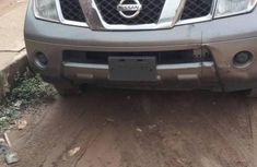Clean brown 2006 Nissan Pathfinder car for sale at attractive price