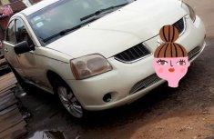 White 2005 Mitsubishi Galant sedan automatic car at attractive price