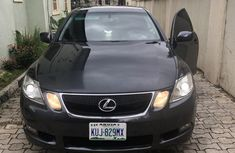 Sell 2007 Lexus GS sedan automatic at price ₦3,000,000 in Abuja