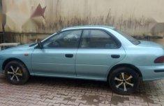 Sparkling green 2002 Subaru Impreza for sale