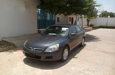Selling 2007 Honda Accord in good condition at price ₦1,950,000 in Maiduguri