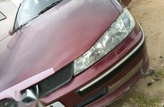 Used red 2006 Peugeot 406 sedan manual for sale
