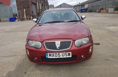 Selling 2005 Rover 75 at mileage 64,503 in good condition in Lagos