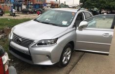 Used grey 2012 Lexus RX automatic at mileage 56,432 for sale