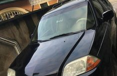 Used black 2002 Acura MDX automatic for sale in Warri