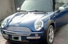 Sell cheap blue 2004 Mini Cooper at mileage 203 in Port Harcourt