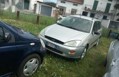 Need to sell cheap used 2005 Ford Focus manual in Lagos