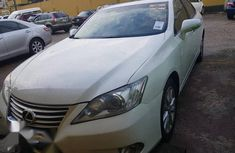 Sell high quality 2012 Lexus ES sedan automatic in Lagos