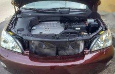 Lexus RX 2008 350 XE 4x4 Red