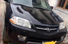 Selling authentic 2003 Acura MDX in Lagos