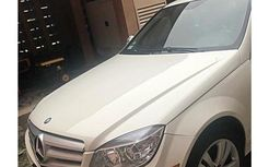 Need to sell super clean white 2009 Mercedes-Benz C300
