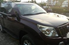 Very sharp neat brown 2011 Toyota Land Cruiser Prado automatic for sale