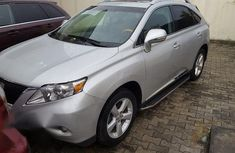 Sell authentic used 2005 Lexus RX in Abeokuta