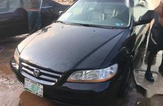 Sell used 2001 Honda Accord at price ₦520,000 in Lagos