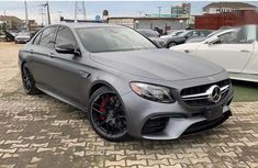 Need to sell 2018 Mercedes-Benz E63 automatic in good condition in Ikeja