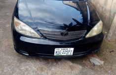 Sell black 2005 Toyota Camry in Owerri at cheap price