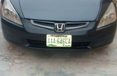 Selling 2005 Honda Accord automatic in Ilorin