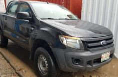 Ford Ranger 2012 Black color for sale
