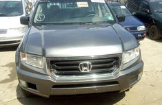 Honda Ridgeline RT 2011 Gray  color for sale