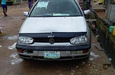 Well maintained 2001 Volkswagen Golf for sale at price ₦500,000 in Lagos