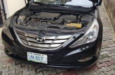 Hyundai Sonata 2012 Black