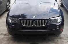 Selling 2008 BMW X3 automatic in good condition at price ₦3,500,000