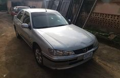 Peugeot 406 2003 Silver