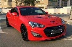Selling authentic 2012 Hyundai Genesis in Lagos