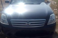 Selling black 2004 Nissan Teana automatic at price ₦1,300,000