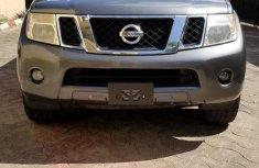 Nissan Pathfinder 2008 SE Gray color for sale