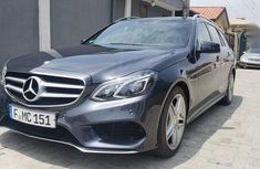 Used 2016 Mercedes-Benz E250 for sale at price ₦13,000,000 in Lagos