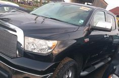 2012 Toyota Tundra automatic at mileage 12 for sale in Lagos