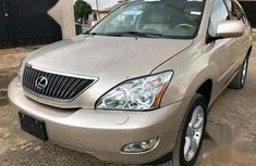 Need to sell gold 2008 Lexus RX at mileage 326,298