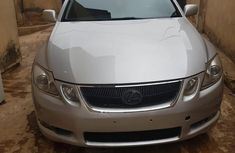 Sparkling used 2007 Lexus GS at mileage 88,000 in Ibadan at cheap price