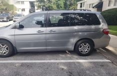 Selling 2007 Honda Odyssey in good condition at mileage 1,421