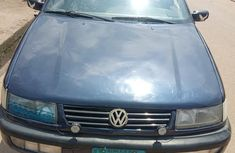 Blue 1996 Volkswagen Passat at mileage 224 for sale in Akure