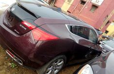 Sell well kept 2010 Acura ZDX in Lagos