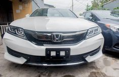 2016 Honda Accord sedan automatic for sale at price ₦7,000,000 in Lagos
