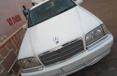 Mercedes-Benz C230 1999 White