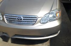 Selling 2007 Toyota Corolla automatic at mileage 6
