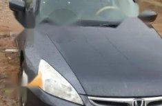 Sell grey/silver 2007 Honda Accord sedan automatic in Lagos