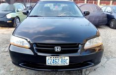 Honda Accord 1999 EX Black color for sale