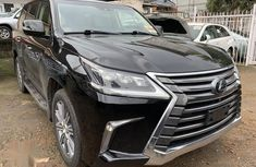 Authentic used 2016 Lexus LX automatic at mileage 21,780