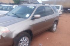 Need to sell cheap used gold 2004 Acura MDX suv