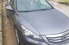 Used 2012 Honda Accord car automatic at attractive price in Lagos