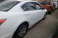 Certified white 2012 Honda Accord automatic in good condition