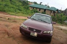 Selling 1999 Toyota Camry sedan in good condition at price ₦850,000